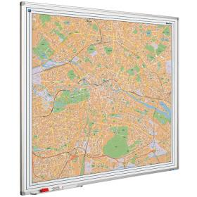 Whiteboard landkaart - Berlijn