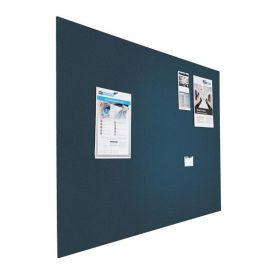Prikbord bulletin - Zwevend - 90x120 cm - Blauw 1