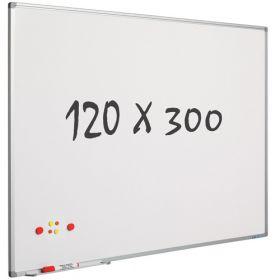 whiteboard 120 x 300 cm