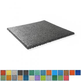 EPDM rubber tegel in RAL kleuren - 25 mm