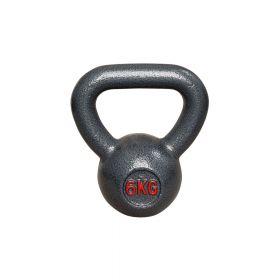 Kettlebell gietijzer - 6 kg