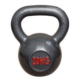 Kettlebell gietijzer - 20 kg