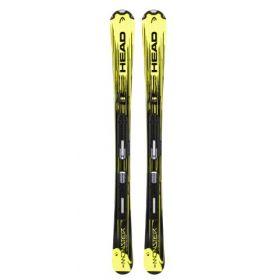 Head Monster SLR 2 ski's + SLR 7.5 bindingen - 117 cm