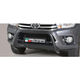 Pushbar Toyota Hi Lux 2016 - Medium - Zwart