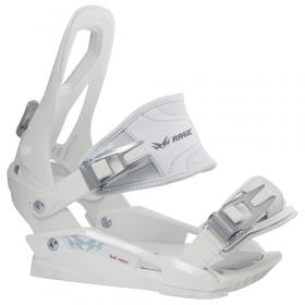 RAGE RX720 White bindingen - S/M