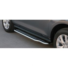 Sidebars Mazda CX7 Long 2008 Sidesteps
