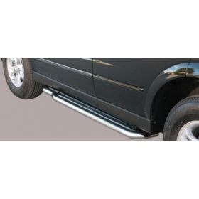 Sidebars Ssangyong Actyon Long Sidesteps