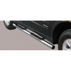 Sidebars Ssangyong Actyon Sidesteps 76mm