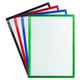 Magnetische documenthouders groen