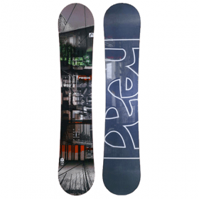 Head Prison all-mountain snowboard 157 cm