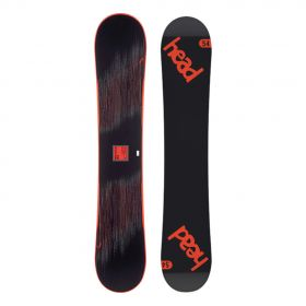 Head Rocka FW 4D Red all-mountain snowboard 149 cm