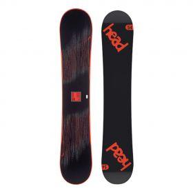 Head Rocka FW 4D Red all-mountain snowboard 149 cm