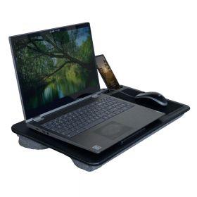 carbon laptopkussen