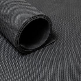 Rubber loper / rubbermat op rol SBR Cobra 3mm - Breedte 180 cm