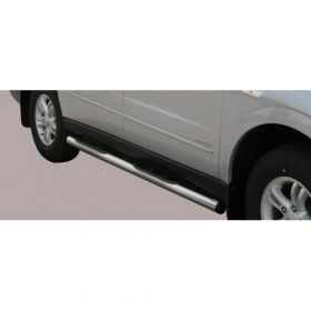 Sidebars Ssangyong Actyon Sport Sidesteps 76mm