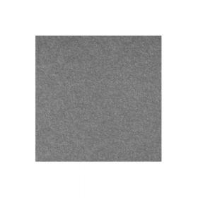 Akoestisch wandpaneel PET-vilt - 100x100 cm - Grijs