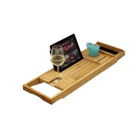 bamboe badplank / badbrug