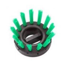 ringmat inzetborstel groen