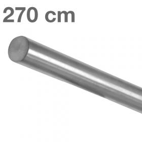 RVS Geborsteld Trapleuning 270 cm