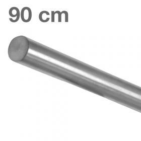 RVS Geborsteld Trapleuning 90 cm