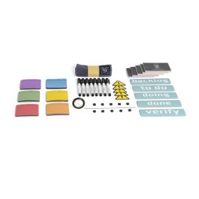 Chameleon design Scrum kit voor whiteboards