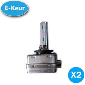 Xenon lampen D3S 5000K E-Keur