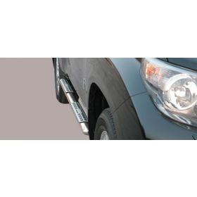 Sidebars Toyota Landcruiser 150 5-deurs - Design