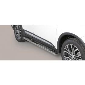 Sidebars Mitsubishi Outlander v.a. 2013 - Design