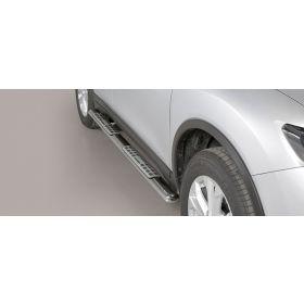 Sidebars Nissan X-trail 2015 - Design