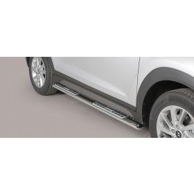 Sidebars Hyundai Tucson 2015 - Design