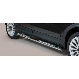 Sidebars Fiat 500 X 2015 - Design