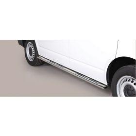 Sidebars Volkswagen T6 SWB 2015 - Design