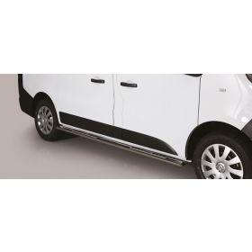 Sidebars Nissan NV 300 SWB 2017 - Design