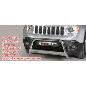 Pushbar Jeep Renegade 2014 - Medium