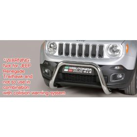 Pushbar Jeep Renegade 2014 - Super