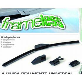 flex ruitenwissers 19 inch 48 cm