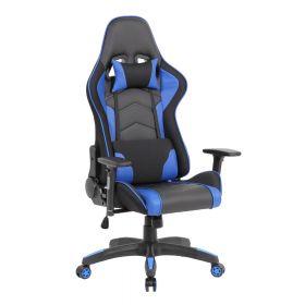 Gamestoel Advanced Blauw Ergonomisch