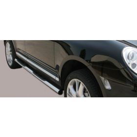 Sidebars Porsche Cayenne Sidesteps