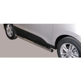 Sidebars Hyundai IX35 76mm