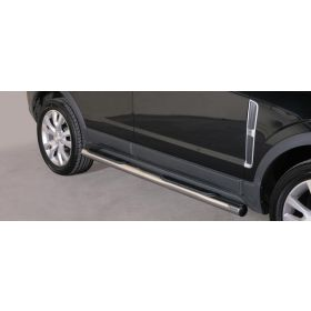 Sidebars Opel Antara 2011 Sidesteps 76mm