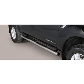 Sidebars Ford Ranger D.C. vanaf 2012 - Rond