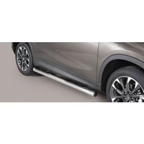 Sidebars Mazda CX-5 2015 - Rond