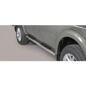Sidebars Mitsubishi L200 D.C. 2015 - Rond