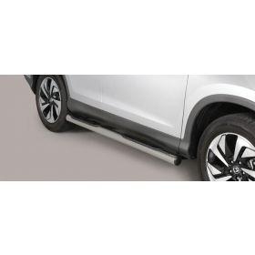 Sidebars Honda CR-V 2016 - Rond