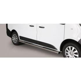Sidesteps Nissan NV 300 SWB 2017 - Rond