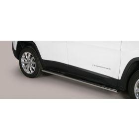 Sidebars Jeep New Cherokee 2014 - Ovaal