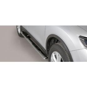 Sidebars Nissan X-trail 2015 - Ovaal