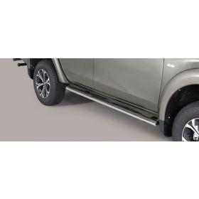 Sidebars Fiat Fullback D.C. 2016 - Ovaal