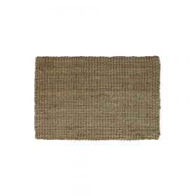 Handgeweven jute vloerkleed - 60x90 cm