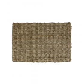 Handgeweven jute vloerkleed - 80x150 cm